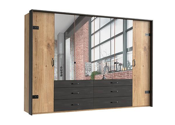 Шкаф платяной Detroit + рама SM-142656