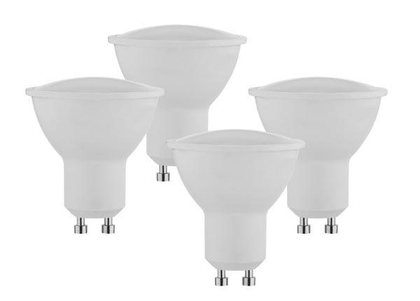 LED лампочка GU10 5 Вт 4 шт