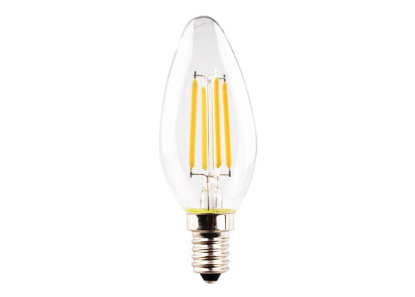 LED лампочка E14 4 Вт 2 шт