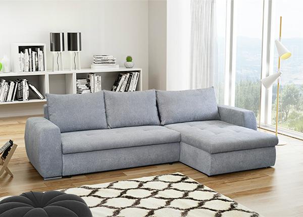 Угловой диван-кровать с ящиком Trevis