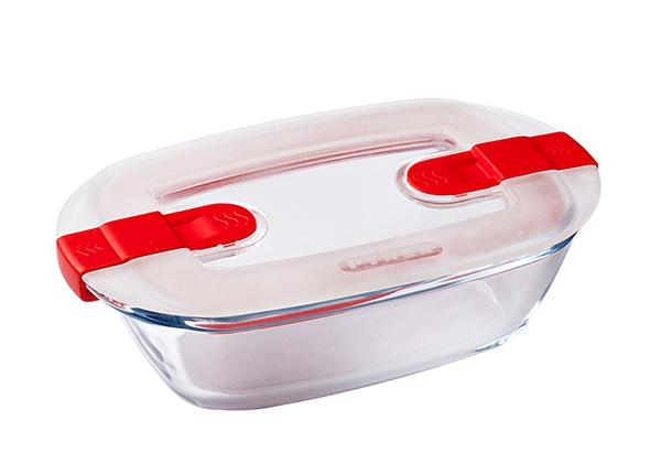 Стеклянная форма Pyrex Cook & Heat 0,4 л