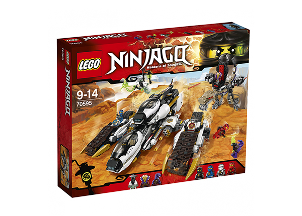 Внедорожник с суперсистемой маскировки Lego Ninjago RO-143171