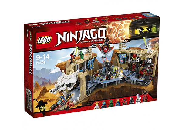 Пещера Самурая X Lego Ninjago RO-143174