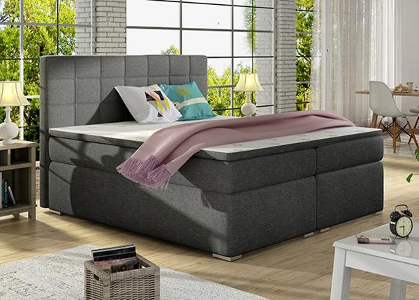 Континентальная кровать с ящиком 140x200 cm