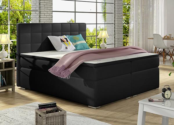 Континентальная кровать с ящиком 140x200 cm TF-143436