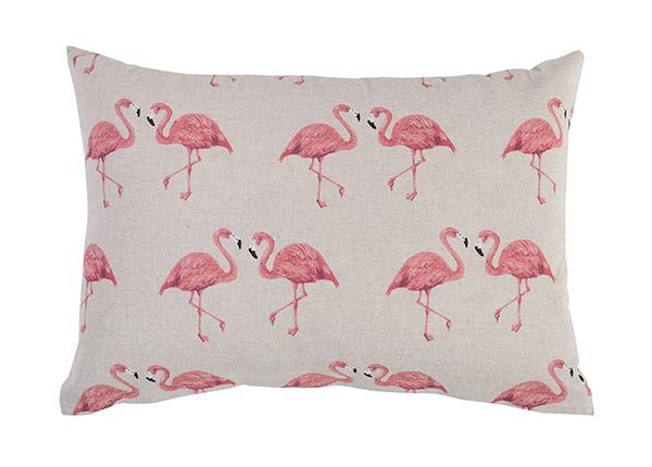 Декоративная подушка Holly Flamingod 32x45 см EV-143443