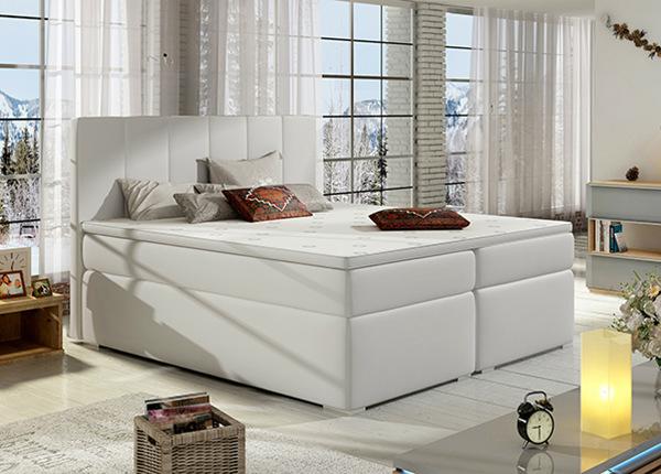 Континентальная кровать с ящиком 140x200 cm TF-143497
