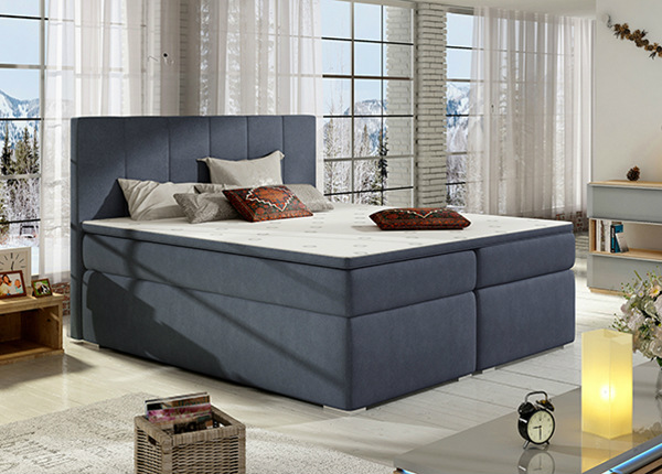 Континентальная кровать с ящиком 140x200 cm TF-143499