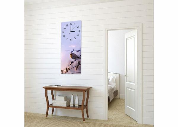 Настенные часы с картиной Bird ED-143829