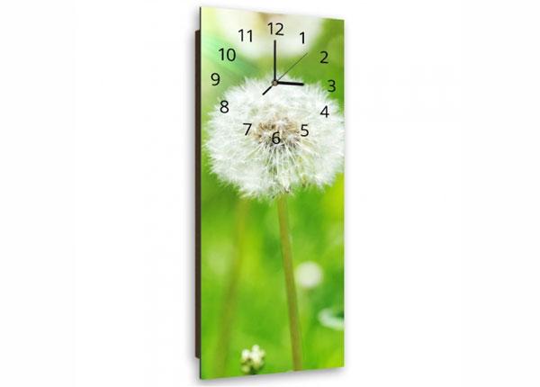 Настенные часы с картиной Dandelion ED-143841