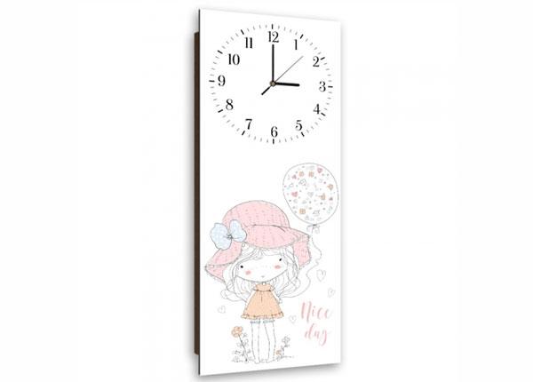 Настенные часы с картиной Nice day ED-143879