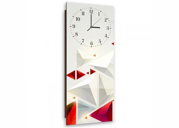 Настенные часы с картиной Abstraction ED-143886