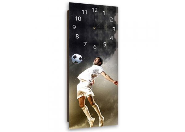 Настенные часы с картиной Footballer ED-143907