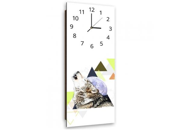 Настенные часы с картиной Wolf ED-143914
