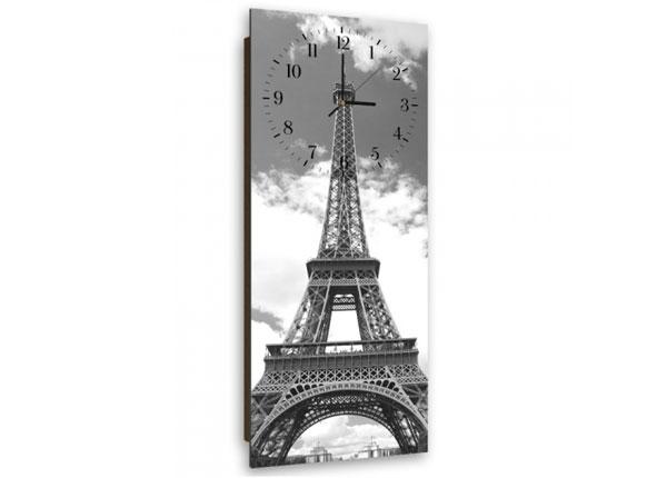 Настенные часы с картиной Eiffel Tower 1 ED-143931