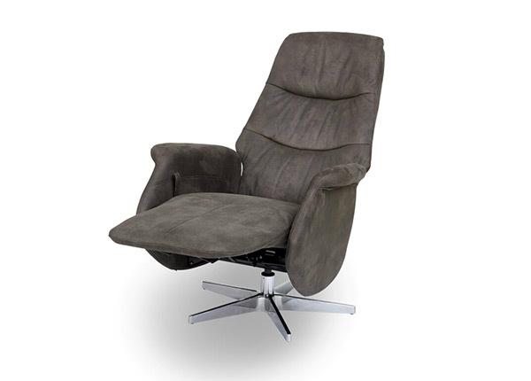 Кресло с подножкой Delta