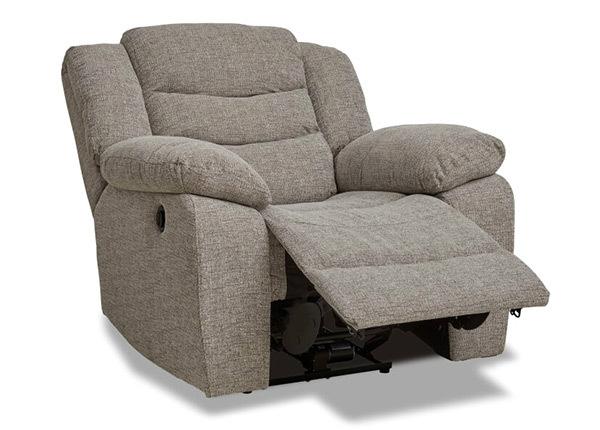 Кресло с механизмом подножки Grayson
