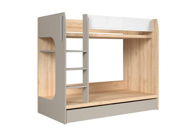 Двухъярусная кровать 80x180 cm TF-144811