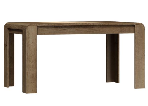 Удлиняющийся обеденный стол 144,5-184,4x80 cm CM-145172