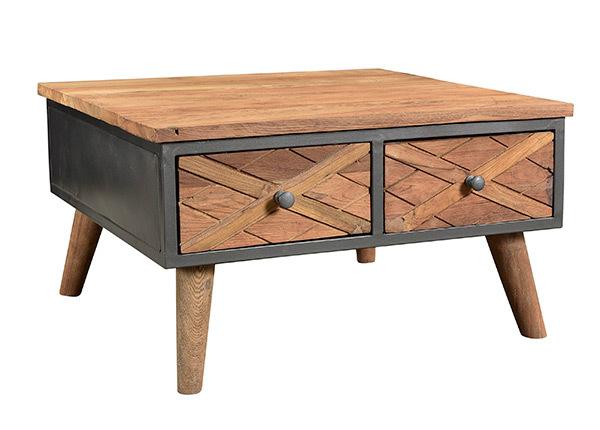 Журнальный стол Cross 70x70 cm