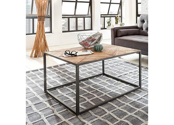 Журнальный стол Cross 75x75 cm
