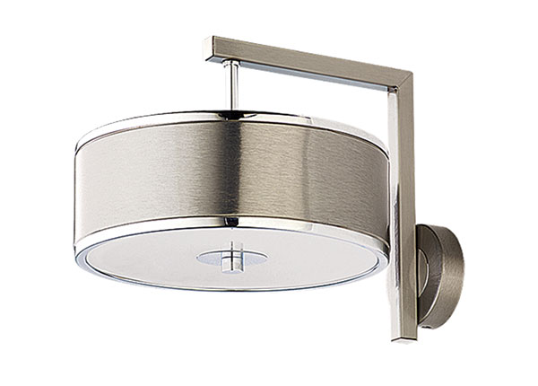 Настенный светильник Jazz Silver