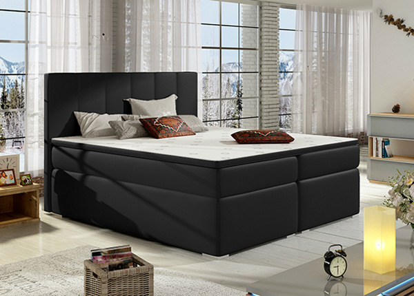Континентальная кровать с ящиком 160x200 cm