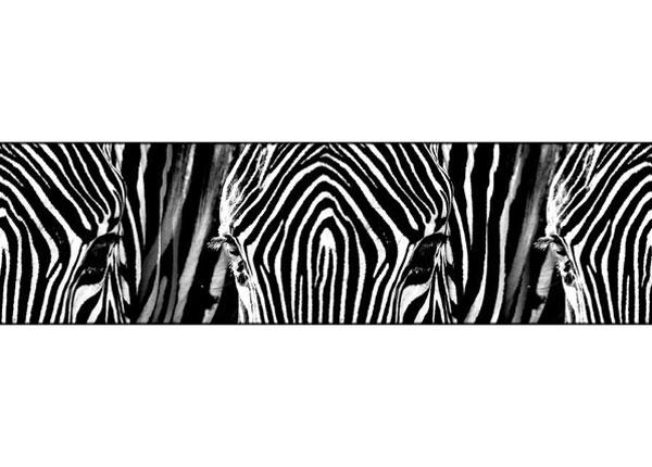 Настенная наклейка Zebra 14x500 cm