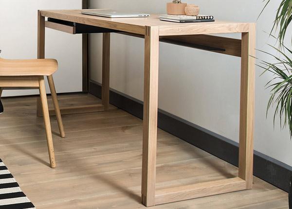 Рабочий стол Renfrew, дуб/дуб