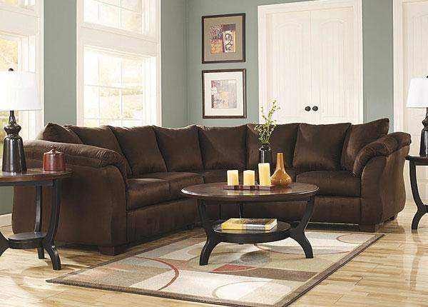 Угловой диван Irina
