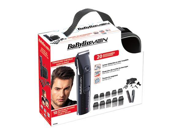 Набор для стрижки волос Babyliss 10 in 1