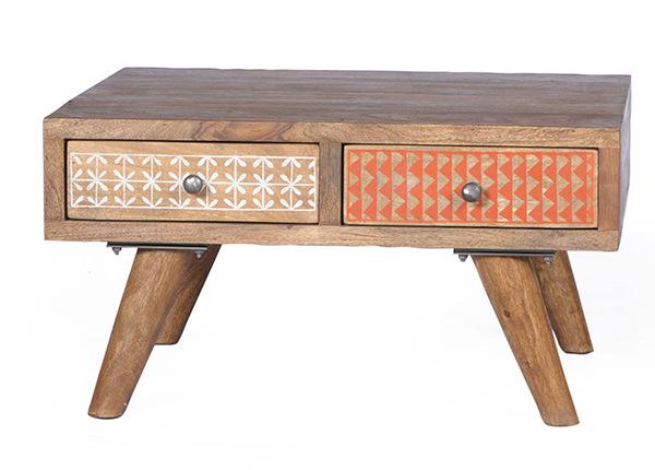 Журнальный стол Scandi 70x70 cm