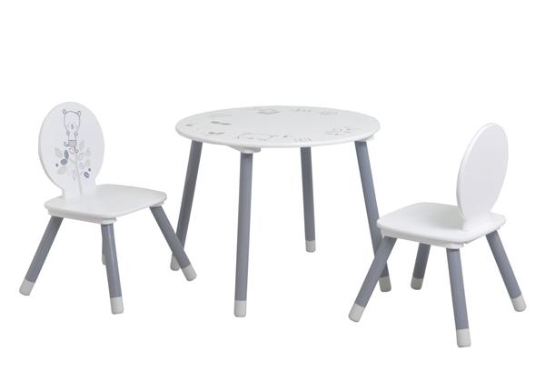Детский стол + 2 стула Bear