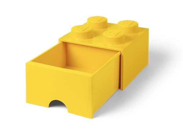 Выдвижной ящик для хранения игрушек LEGO 4