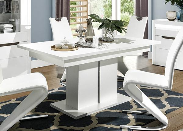 Удлиняющийся обеденный стол 160-200x90 cm TF-147013