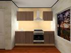 Кухня Kaisa 2 mini 220 cm AR-14857