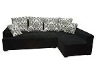 Угловой диван-кровать с ящиком Klaus SN-21741