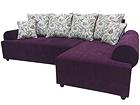 Угловой диван-кровать с ящиком Hannes SN-21743