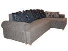 Угловой диван-кровать с ящиком Hannes SN-21818