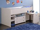 Компактная кровать Smoozy 90x200 см MA-21976