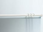 Телескопическая труба для штор в ванную 125-220 см UR-22465