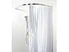 Угловой карниз для шторы в ванную Ova Rondo 90x90 cm UR-22477