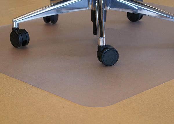 Защитный коврик под рабочий стул 100x120 см AA-25431