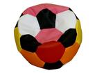 Детский пёстрый кресло-мешок Футбол 40 л HA-26900