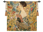 Настенный ковер Гобелен Lady 134x134 cm RY-26939