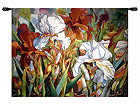 Настенный ковер Гобелен Flower 106x137 см RY-27643