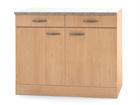 Нижний кухонный шкаф Klassik 50 SM-29457