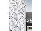 Текстильная штора для ванной Graffito 180x200 см UR-29534