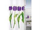 Текстильная штора для ванной Tulipa 180x200 см UR-29694