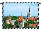 Настенный ковер Таллинн RY-32054